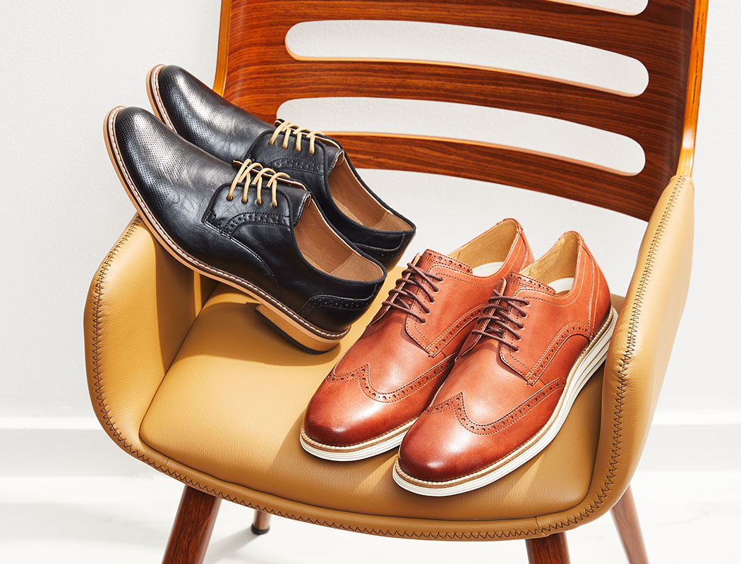mens dress shoes by madden and cole haan
