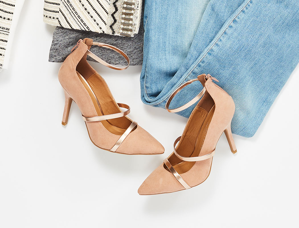 blush pumps from chinese laundry