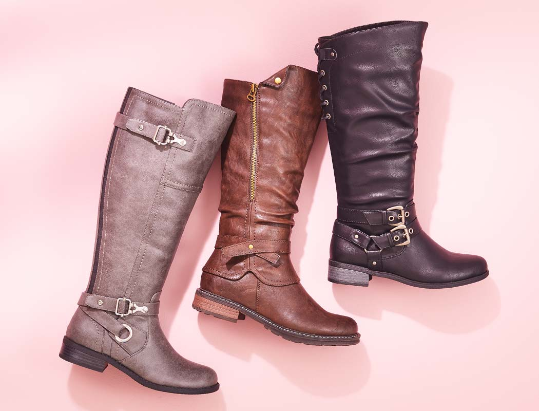 XOXO, and G by guess boots