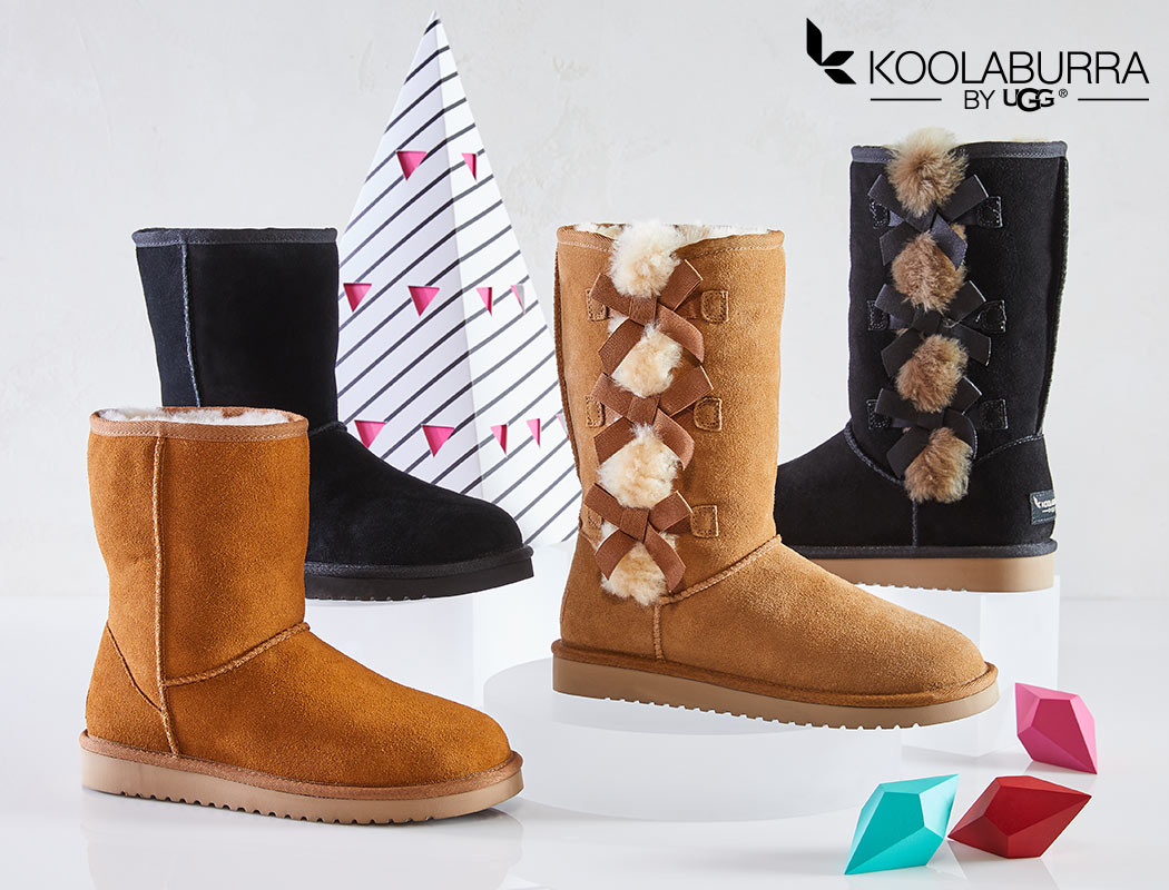 assorted Koolabura by Ugg boots