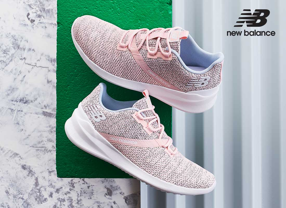 blush tone womens new balance shoes