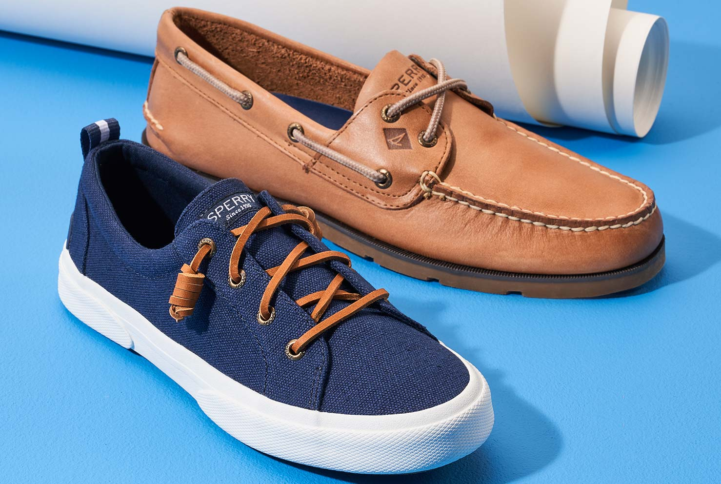 assorted sperry boat shoes