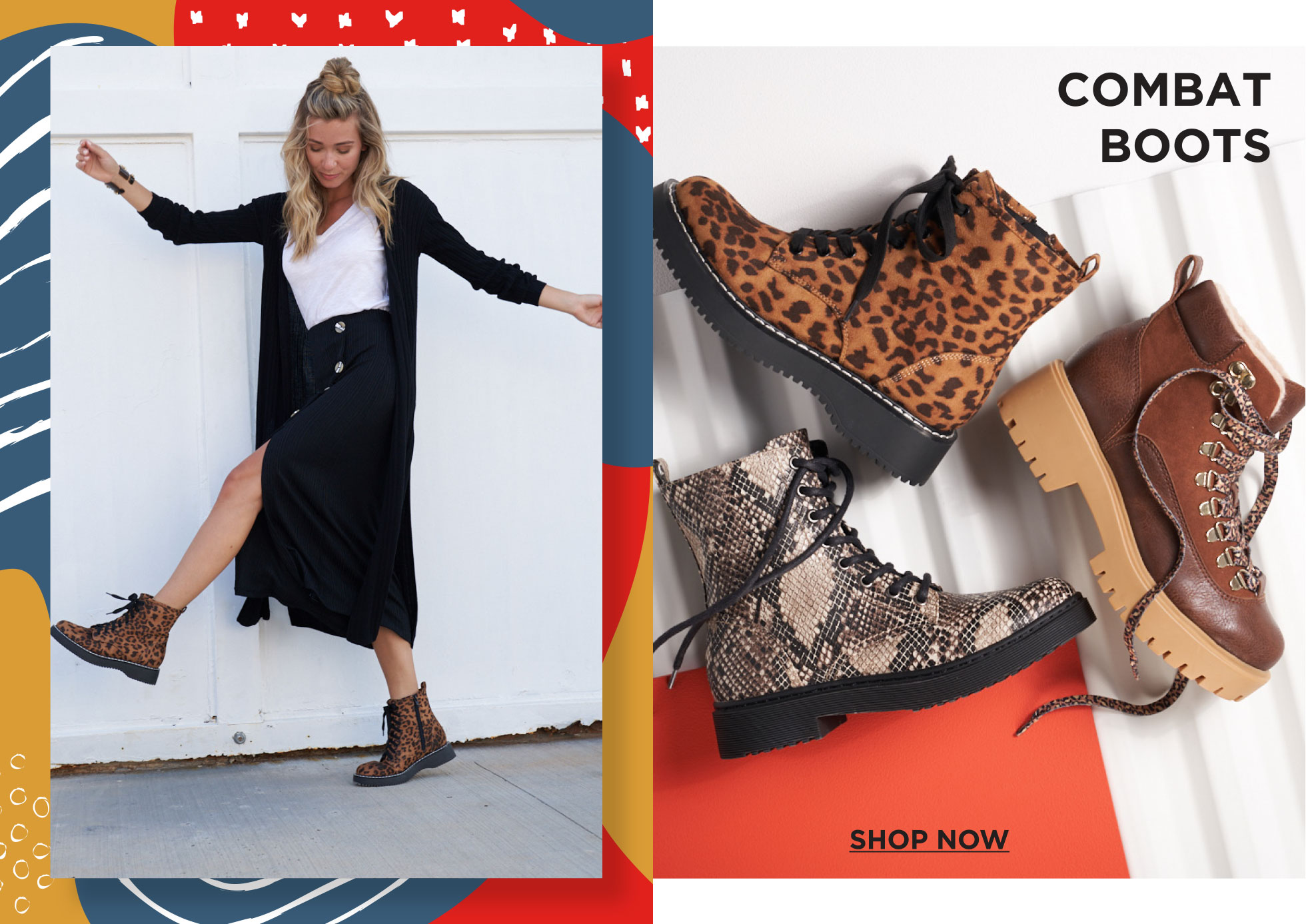 Xappeal, Madden Girl, Combat Boots: Shop Now