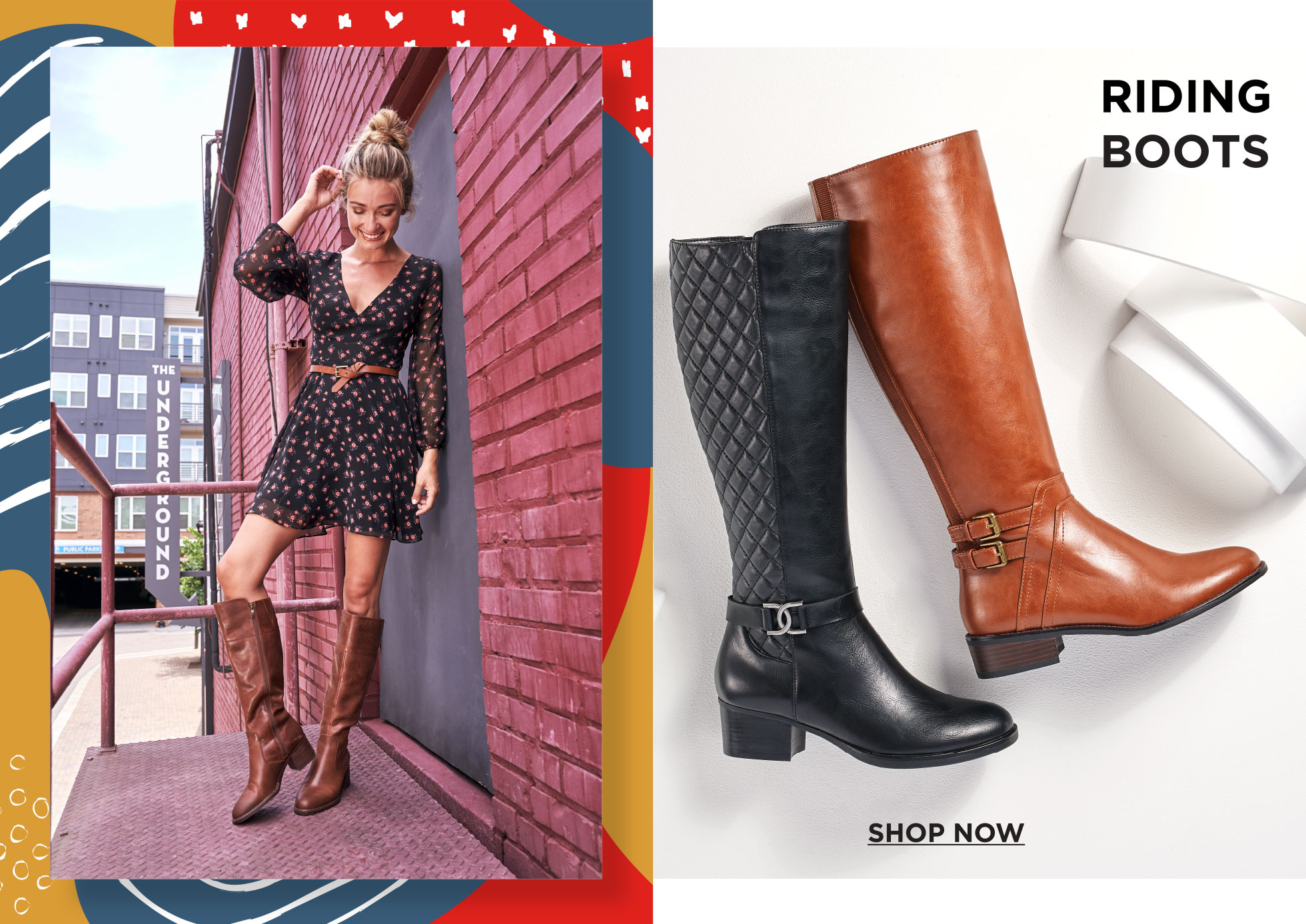 Xappeal riding Boots: Shop Now