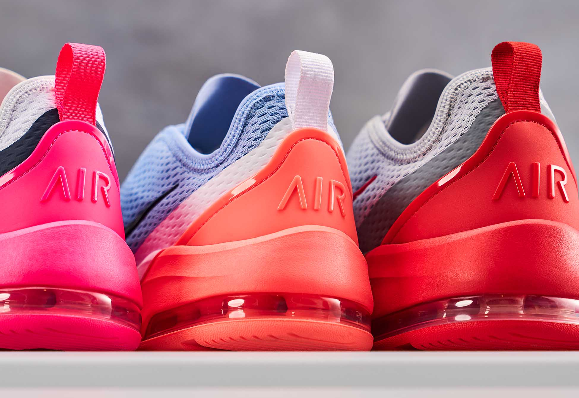 various nike air max motion shoes
