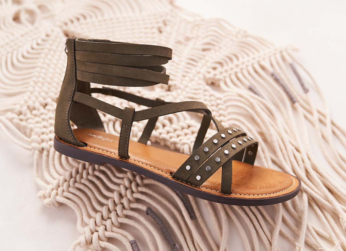 limelight gladiator sandal