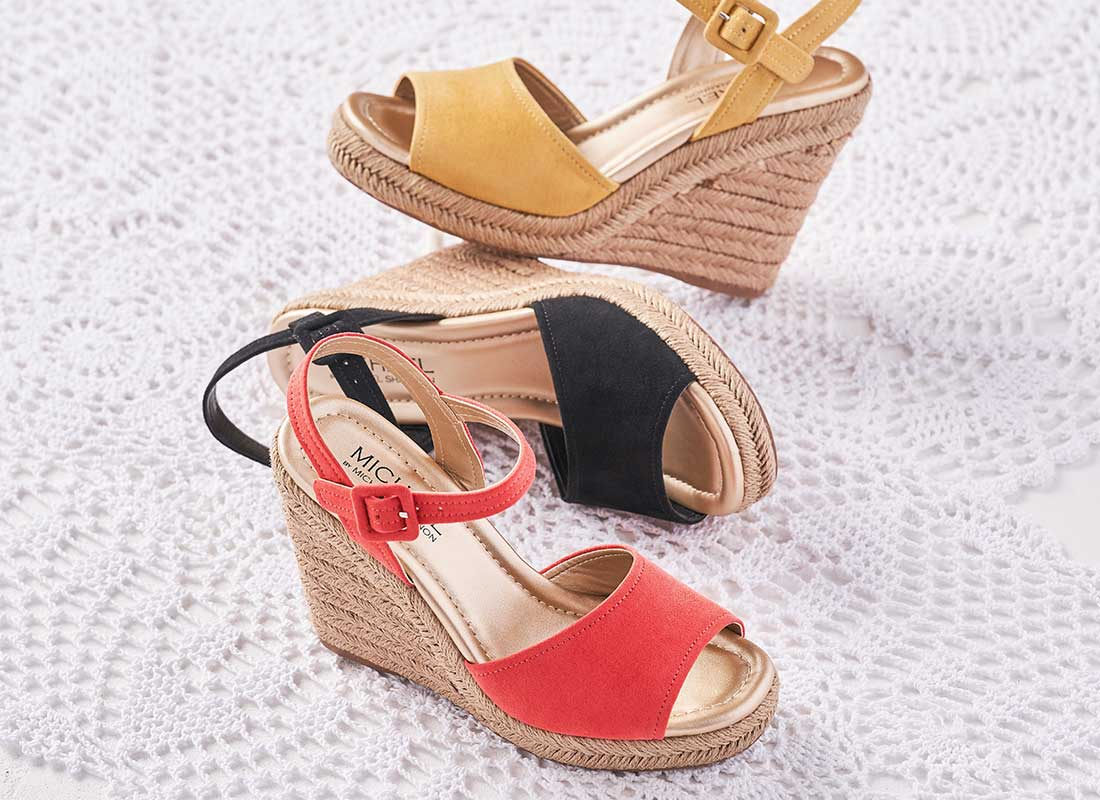 assorted michael by michael shannon wedges