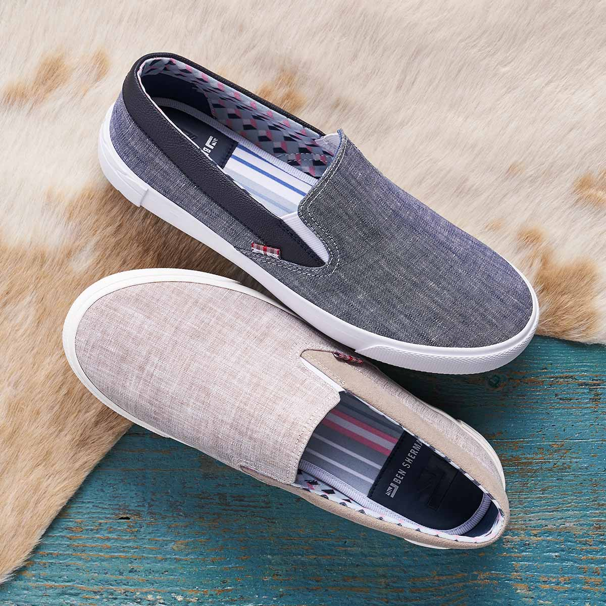 Percy slip on sneakers